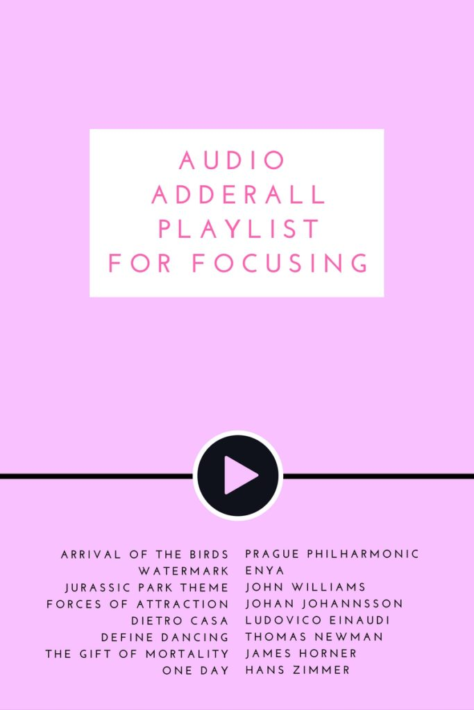 A playlist for relaxing, focusing and studying with soothing tunes and modern film scores.
