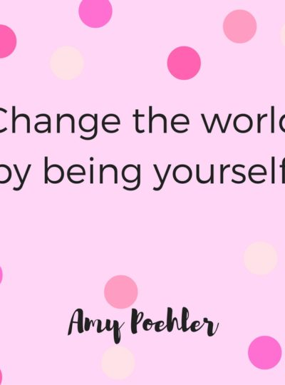 5 Empowering Quotes from Amy Poehler
