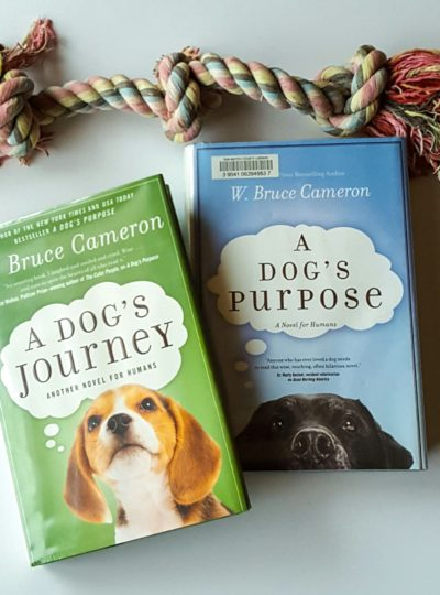 Double Book Club: A Dog's Purpose and A Dog's Journey