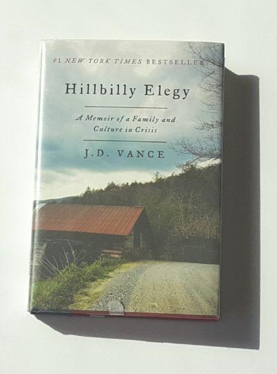 Book Club: Hillbilly Elegy