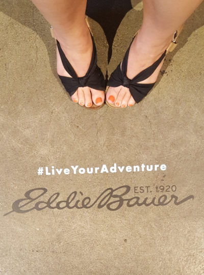 Create & Cultivate's #LiveYourAdventure San Francisco Pop-Up